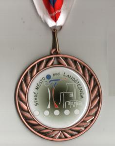 Regionální závod v letním biatlonu - Staré Město pod Landštejnem